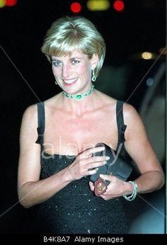 Princess Diana on her 36th Birthday