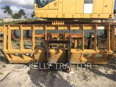 CATERPILLAR 950G QC Rake Attachment for sale - Kelly Tractor , FL, USA - Rock & Dirt Inventory ID 7203982 Fl Usa, Caterpillar, Tractors, Rock, Skirt, Tractor, Locks, The Rock, Rock Music