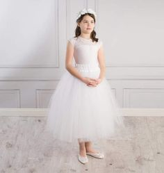 d020f85bd50e Sue Hill Ballerina Tutu Flower Girl Skirt. This style makes a perfect  junior bridesmaid skirt