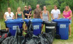 Kent Island Beach Cleanups | Photos/Past Cleanups