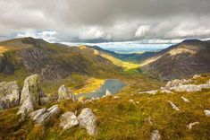 Snowdonia Llyn Bochlwyd in Wales named one of the best places on the planet to visit by one of the world's biggest guide books