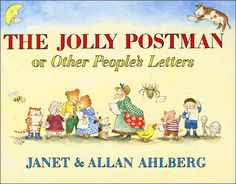 picture books and activities to use with letter writing