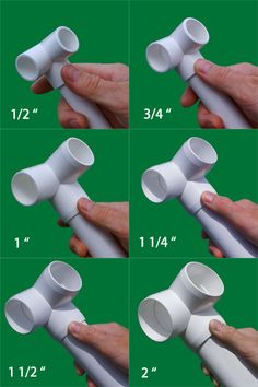 Pvc Pipe Connectors, Pvc Pipe Fittings, Pvc Pipes, Pvc Pipe Crafts, Pvc Pipe Projects, Pvc Pipe Furniture, Styrene Sheets, Water Plumbing, Plumbing Drawing