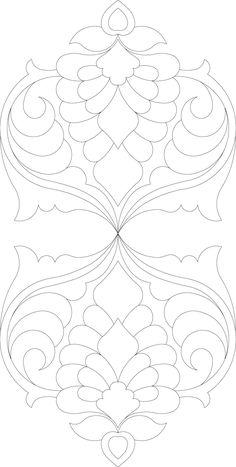 Motif Ragam Hias : motif, ragam, Motif,ragam, Melayu, Ideas, Batik, Pattern,, Riau,, Pattern
