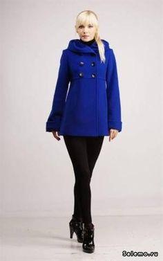 Пальто от милены