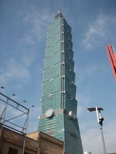 10 things I loved about Taiwan #taiwan #travel #skyscrapers