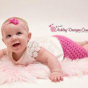 Morgan Skirt (Newborn - 24 Months) - via @Craftsy