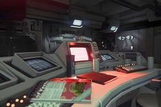 Alien: Isolation is a first-person Sci-Fi Survival Horror game based on the Alien franchise, developed by Creative Assembly, published by Sega and released … Alien Games, Creative Assembly, Alien Isolation, Aliens Movie, Tv Tropes, Thing 1, Sci Fi Horror, Retro Futuristic, Retro Aesthetic