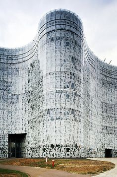 Cottbus Library, Germany