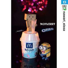 #Minion #Minions #McFlurry