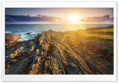 Atlantic Coast HD Wide Wallpaper for Widescreen
