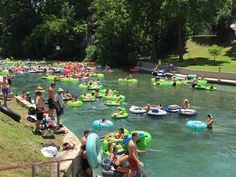 New Braunfels Tubing | Comal River Tube Rental | Float with Us