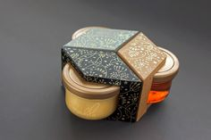 Raw Organic Ethiopian Honey Packaging by Cre8tive Pixels