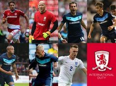 International Duty: Latest From Boro Men Representing Their Country