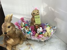Easter chocolates Easter Chocolate, Chocolates, Teddy Bear, Toys, Animals, Activity Toys, Animales, Animaux, Chocolate