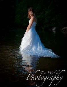 Trash the dress.. I want to do this!