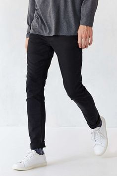 Cheap Monday Tight Stretch Black Skinny Jean · #Fashion Pins at https://www.pinterest.com/zivtzi/yeah-ill-wear-that-mens-fashion-mens-shirts-t-shir/