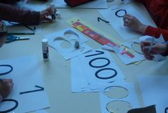 Déguiser le nombre 100 Hundred Days, 100 Days Of School, 100th Day, The 100, Education, Blog, Maths, Imagination, 1st Grades