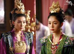 Empress Ki Korean Traditional Dress, Traditional Dresses, Empress Ki, Hanfu, Celebrity Pictures, Korean Drama, Cover, Movie Stars, Asian