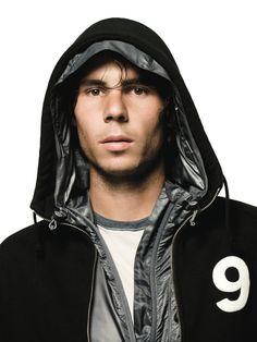 Rafael Nadal for Nike