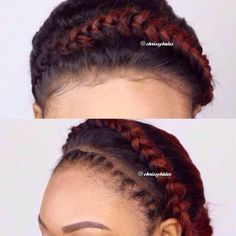 Good morning YAS ITS A WIG. no glueno leave outno tapeno sewing.. The new transformation video is coming out SOON !! Have you subscribed to my YouTube channel Yet??? Link in my bio the new video consists of how to dye hair from black to red braids patten watch me slay the frontal different styles Model: @rhodaredd check out her YouTube channel as well. Hair @stclaireshair To order please Chrissybales1@gmail.com #MOTD #HOTD #wigs #londonhAirstylist #londonwigs #bob #cutlife #hairstyles…