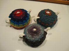 Ravelry: Shell Crochet Tea Cozy pattern by LisaJedi Gwinner