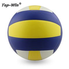 SIZE 5 PVC Superfine Fiber Beach Volleyball Wearable Resistance To Deformation Soft Hand Volleyball