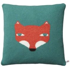 Love this Donna Wilson Fox Cushion