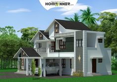 2260 Sqft 4BHK Attraktive indische Home Design