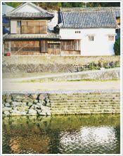 津島岩松の町並み散策 【宇和島市観光協会】