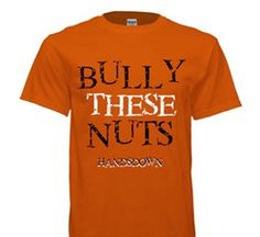 For all the bullies