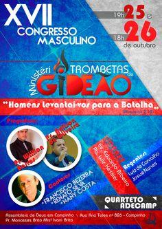 Congresso Masculino  2014