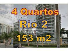 Apartamento de 4 dormitórios sendo 1 suíte Localizado no bairro Barra da Tijuca de Rio de Janeiro