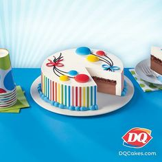 Nobody Ever Said You Couldnt Order A Birthday Cake For Yourself TreatYoSelf At DQCakes DQ DairyQueen LOVEmyDQ May Food HappyBirthday