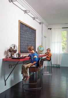 Computertafel andere kleuren en stijl
