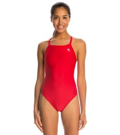 TYR Durafast Elite Solid Diamondfit One Piece Swimsuit Water Polo Suits, Women's Water Polo, Odense, Swim Shop, Women's One Piece Swimsuits, One Piece For Women, 1 Piece, Nike Women, Clothes For Women