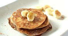 3 hozzávalós banános palacsinta recept