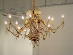 Creepy Chandelier