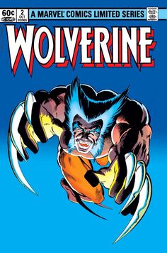 Wolverine by the Frank Miller's pencils (1982 - Wolverine #2)