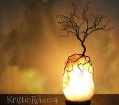 Tree light. I love the idea of this!