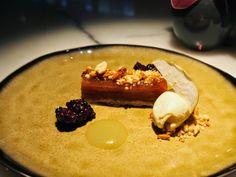 hakkasan mille feuille, #dessert, #food, #foodporn
