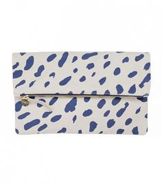 This pretty little Clare V. clutch is on Lauren Conrad's Ultimate Summer Shopping List via @WhoWhatWear