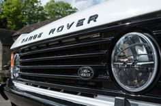 The Land Rover Classic programme has brought an old model back to its former glory, but it's not the only way to get your classic Range Rover kicks Range Rover Classic, Old Models, Classic Cars, Restoration, Range Rovers, 2d, Stuff To Buy, Trucks, Cars