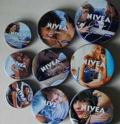 Nivea Dosen Schönheit ist / Russland, Deutschland, Slowenien, England, Italien