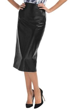 db25633cd9 New arrival for leather skirts Office Party club Wear for women - FLOSK093  #fashion #