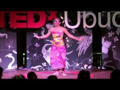Performance: Gika Savitri at TEDxUbud #Bali