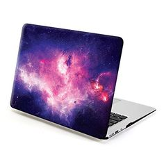 MacBook Air 13 Case, GMYLE Hard Case Print Frosted for MacBook Air 13 inch - Galaxy Pattern Rubber Coated Hard Shell Case Cover GMYLE http://www.amazon.com/dp/B00XHOSE7W/ref=cm_sw_r_pi_dp_aBq4vb0FXX06F