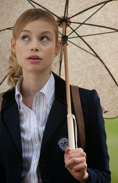 Lissa Dragomir(Lucy Fry) Vampire Academy