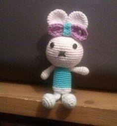Häkeln-Crochet  **Hase**
