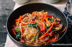 Japchae - a Koreai Gyors Sülttészta - Japán és Koreai konyha - Receptek Messziföldről - Egzotikus fűszerek
